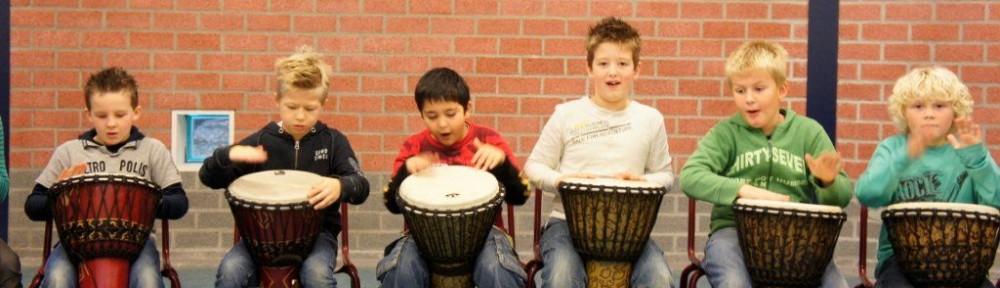 Drum & Slagwerkschool Erik